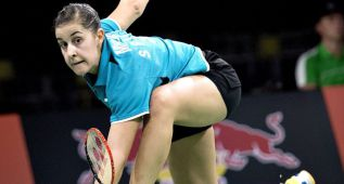 Carolina Marín alcanza las semifinales en Alemania