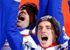 Noruega impide el 6º título seguido de Austria en saltos