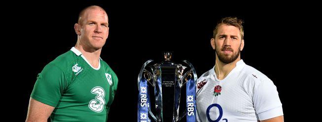 La batalla del rugby del Norte: Irlanda frente a Inglaterra