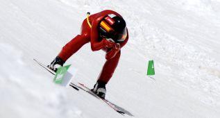 Ricardo Adarraga lidera los Mundiales de Grandvalira