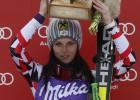 Anna Fenninger, dos victorias seguidas en pruebas diferentes