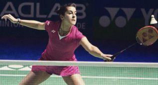 Carolina Marín arranca con victoria en el All England