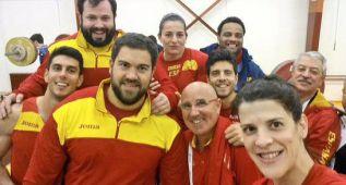 Borja Vivas inicia hoy en Praga el asalto al podio de peso
