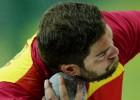Borja Vivas y Úrsula meten a España en finales de peso