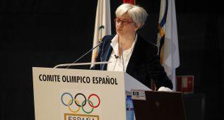 """María J. López: """"El ámbito laboral discrimina al deporte femenino"""""""