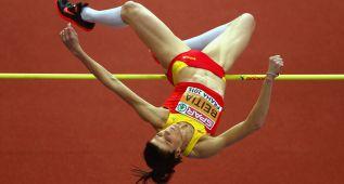 Ruth Beitia accede a su 6ª final europea con 1,94 metros