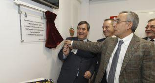 Cardenal y Blanco, con el balonmano en su nueva sede
