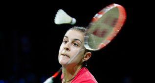 Carolina Marín, a un partido de la final de 'su Wimbledon'