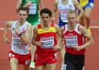 España, sin finalistas en 1.500 por primera vez en 31 años