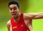 Plata para Torrijos en triple, con récord español: 17,04