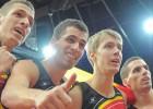 Los hermanos Borlée llevan a Bélgica al récord europeo
