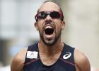 El francés Diniz bate el récord mundial de 20 km marcha