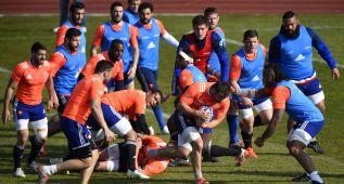 Saint-André revoluciona Francia con 8 cambios en su XV titular