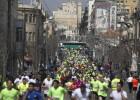 El etíope Dabi Tadesse vence en el maratón de Jerusalén