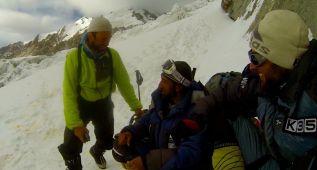 Txikon renuncia a la cumbre tras un fallo de orientación