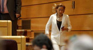 El recurso de Marta Domínguez se resolverá en España