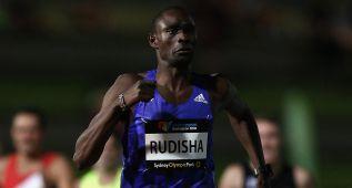 Rudisha abre la temporada con una victoria en Australia