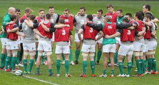 Irlanda acecha el título en su visita a la guarida del Dragón