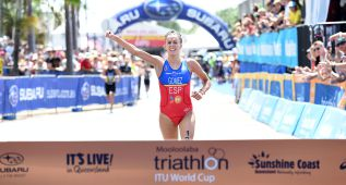 Tamara Gómez gana el oro y Vicente Hernández es tercero