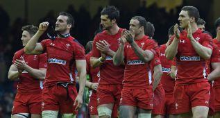 Espectacular Gales, que pone el VI Naciones patas arriba