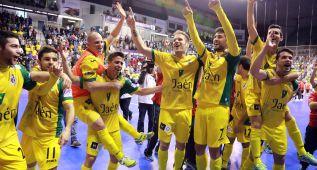 El Jaén le añade épica: empató a 8 segundos y ganó en penaltis