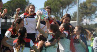 El Atlètic Terrassa y el Polo, nuevos reyes y reinas de Copa