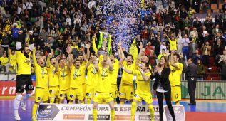 El Jaén gana la Copa de España y se convierte en leyenda