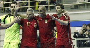 La Selección arranca ante Suiza el Preeuropeo de Macedonia