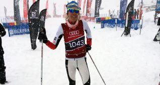 Laura Orgué, 10ª en Sochi, dejará el esquí de fondo este año