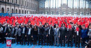 Protesta del deporte catalán contra la licencia única