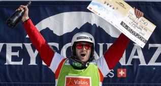 """Lucas Eguibar: """"Hacer surf me ayuda para controlar en snow"""""""