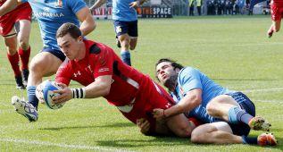 La selección de Gales destroza a Italia, pero no será campeón