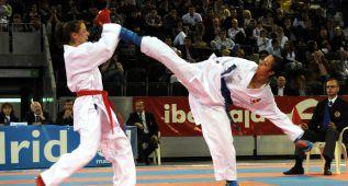 Sandra Sánchez y Damián Quintero, oro en el Europeo