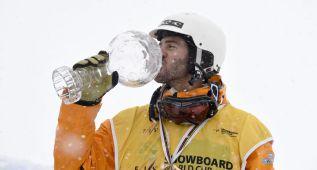 Lucas Eguibar, campeón de la Copa del Mundo en La Molina