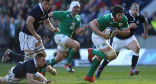 Irlanda se luce y se proclama campeona del VI Naciones
