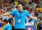 Talant frente Alex Dujsebaev, parricidio en cuartos de final