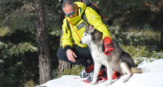 Manuel Calvo, de marcha 12 días en el Ártico con 16 perros