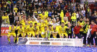 El Jaén llega al Palau para la revancha de la Copa con el Barça