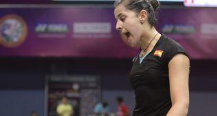 Carolina Marín gana a Okuhara y ya está en semifinales