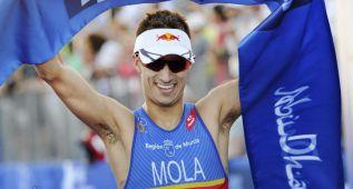Mario Mola llega de líder a Auckland, 'territorio Noya'