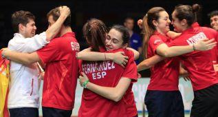 España se proclama campeona de Europa júnior por equipos