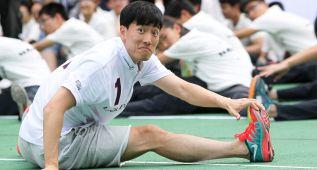 El vallista Liu Xiang, oro en Atenas, dejará el atletismo