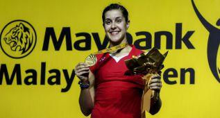Imparable Carolina Marín: ganó su segundo 'grande' en Malaisia