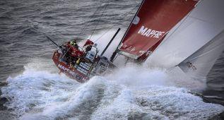 El 'Abu Dhabi' gana la etapa, el 'Mapfre' español llega segundo