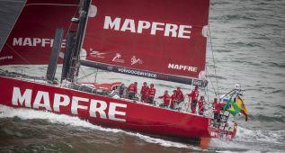 Iker Martínez, patrón del 'Mapfre', no hará la 6ª etapa