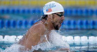 Phelps volverá tras cumplir su sanción por conducir ebrio