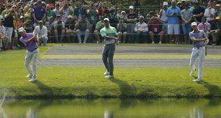 Tiger Woods acapara los focos y McIlroy mira al Grand Slam