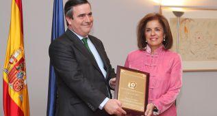 Madrid recibe la Real Orden al Mérito Deportivo de oro