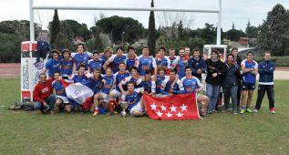 El Liceo Francés tira de cantera para llegar a la élite del rugby