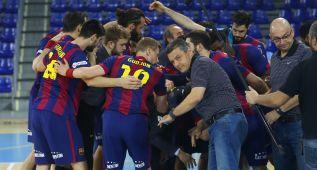 El Barça de Xavi Pascual iguala las cinco seguidas de Rivera